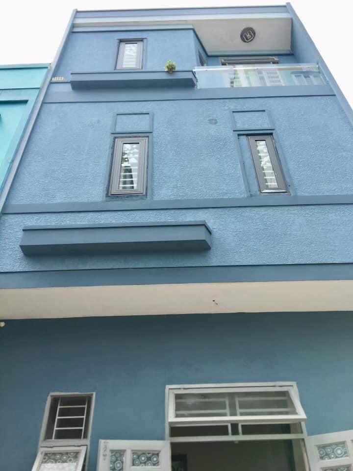 Bán Nhà 3 tầng kiệt Ôtô đậu bên hông, quận Thanh Khê, Đà Nẵng.