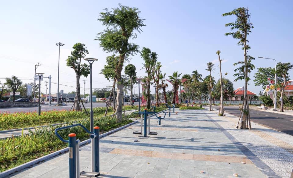 Công viên nội khu dự án Epic Town