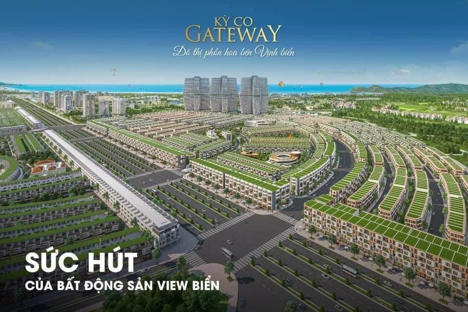 Dự án Kỳ Co Gateway tại Khu kinh tế Nhơn Hội
