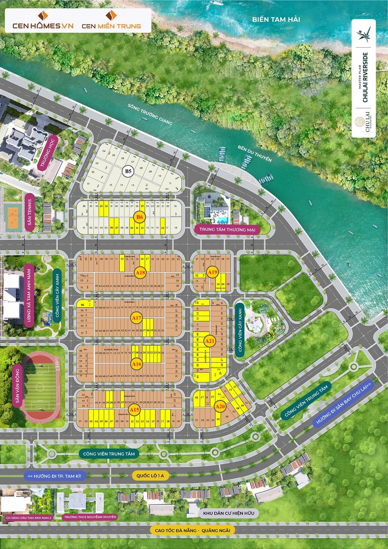 dự án Chu Lai Riverside