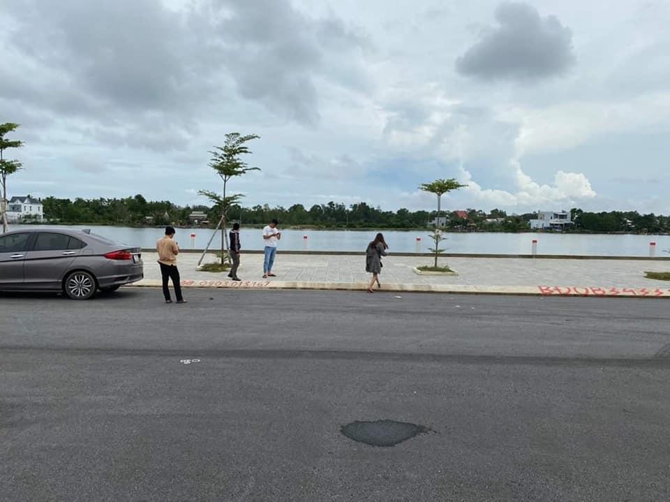 Bán đất nền mặt tiền sông Trường Giang KCN Chu Lai