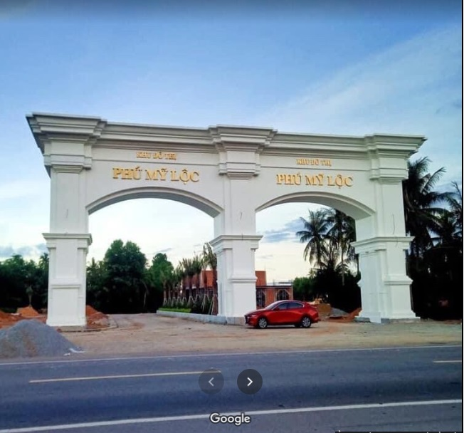 Chính thức mở bán giai đoạn 1 dự án Khu đô thị Phú Mỹ Lộc